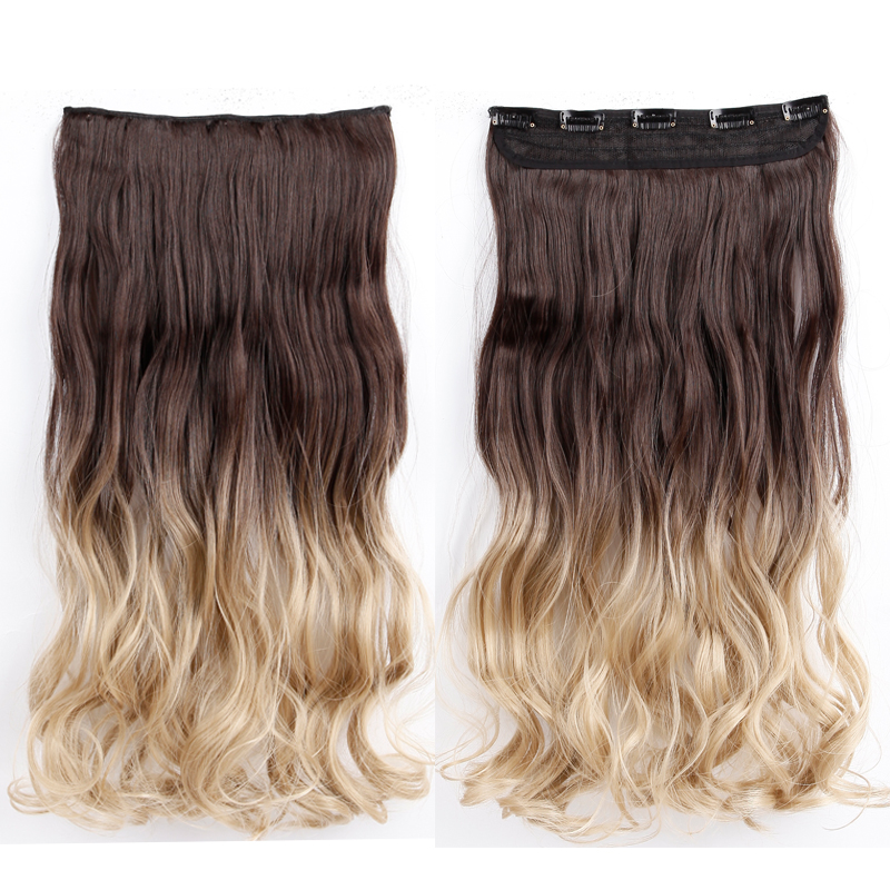 Usa fast shipping long clip in hair extensions one piece 23 inches usa fast shipping long clip in hair extensions one piece 23 inches 58cm curly ombre dip dye one piece hair extentions on aliexpress alibaba group pmusecretfo Image collections