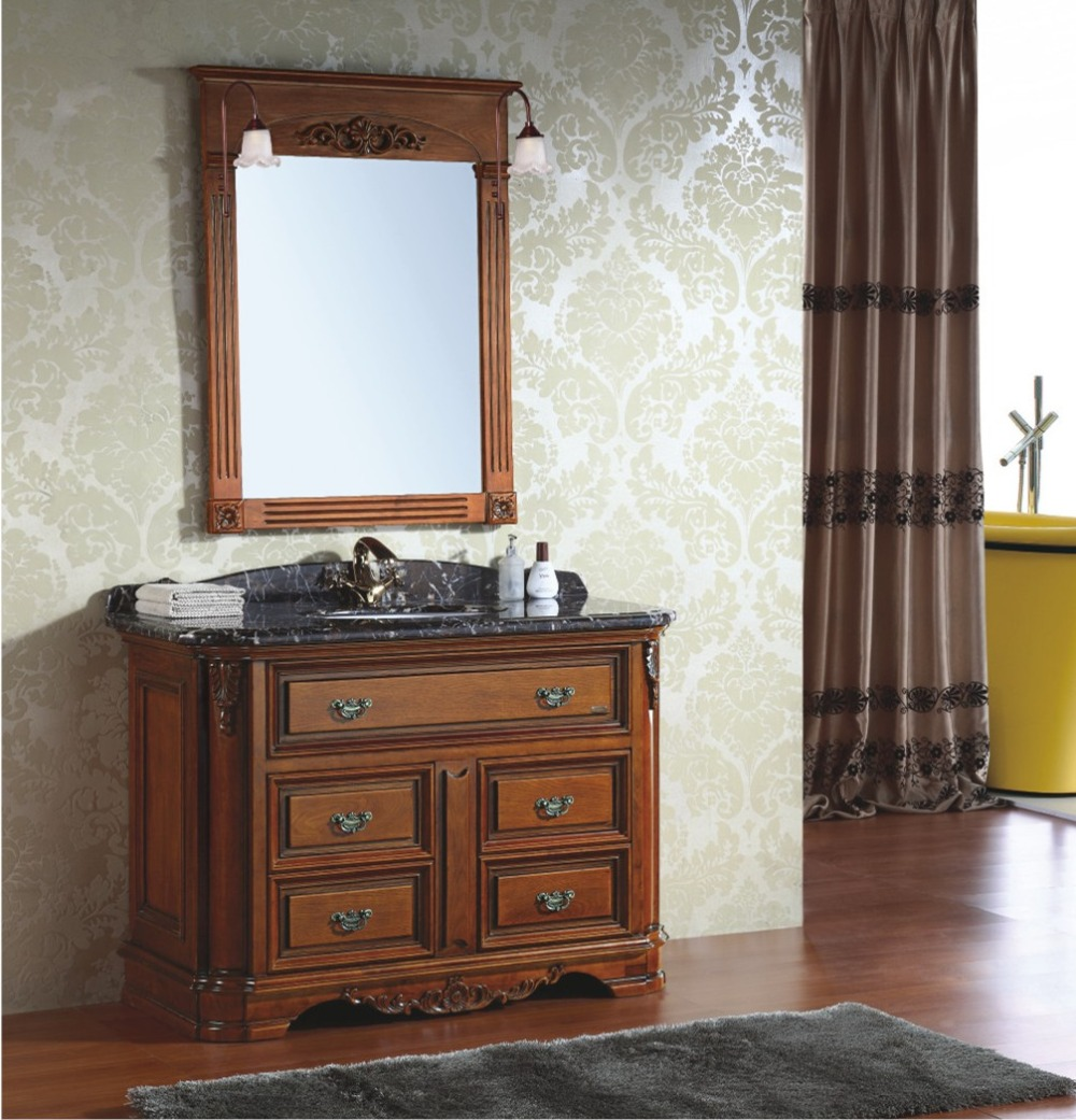 Antique Style Wooden Bathroom Cabinet with Top 0281 B 8030. Compare Prices on Antique Bathroom Cabinet  Online Shopping Buy