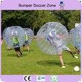 Envío Libre, 0.8mm PVC 1.5 m Burbuja de Fútbol, Fútbol de la Burbuja, Bola de Parachoques Inflable, Bola Inflable, Aire Balón de fútbol