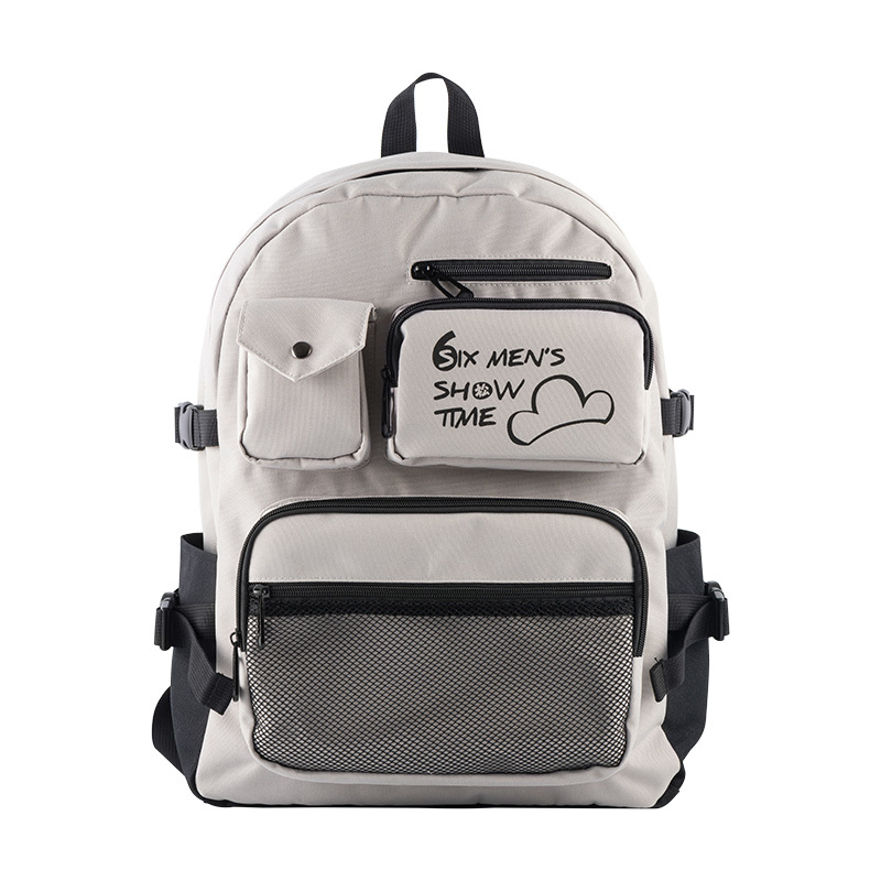 Anime Osomatsu-san Cosplay Backpack for Girls Boys Mr. Osomatsu Six same faces Schoolbag Cute Cartoon student bookbag A70903