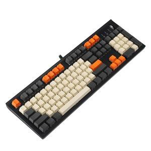 Image 5 - YMDK Carbon 61 87 104 Top Afdrukken Leeg Keyset Dikke PBT OEM Profiel Keycaps Geschikt Voor MX Mechanische Toetsenbord