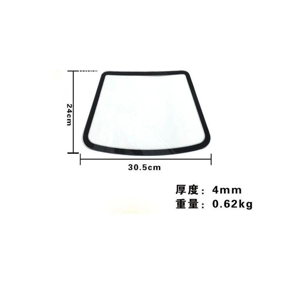 Image 2 -  Express Exclusive Offer Car Window Film Display Front/Back Windshield Windscreen Model For Window Foil Displaying MO B4-in Paint Protective Foil from Automobiles & Motorcycles