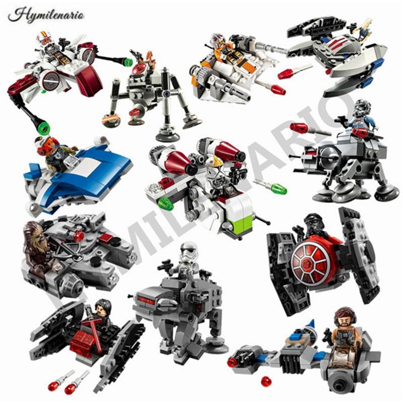 LEGO ® Disney Star Wars minifigur Battle Droid sable//bleu 100/% Original
