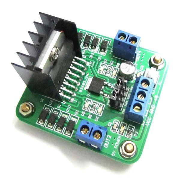 все цены на Controller L298N Dual H Bridge DC Stepper Motor Drive Control module for arduino stepper motor smart car robot онлайн