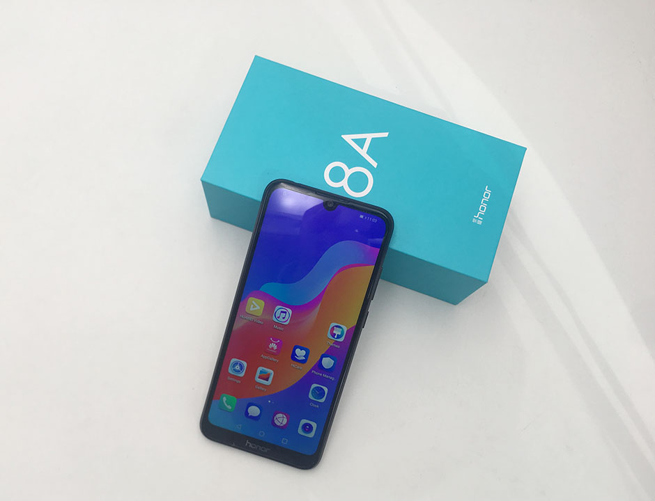 Honor 8A 5