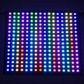 16*16 Pixel 256 Pixels WS2812B LED Programmable Digital Flexible Panel Screen Individually Addressable RGB Full Color DC5V