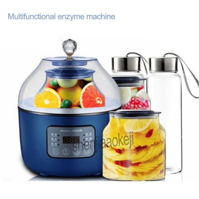 Yogurt machine Intelligent enzyme machine Household multifunctional Fermentation machine automatic MR1009 home enzyme machines cukyi full automatic household multi purpose enzyme machine for yogurt rice wine machine enzyme bucket 2 0l frement maker