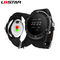 L8STAR Fiton Smart Wristband Measure Blood Oxygen HRV Heart Rate Smart Watch Sport Waterproof Sleep Activity Tracker Band