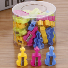 Cute Kawaii Creative design Pencil Sharpener Cutter Knife for Kids Student Novelty Item with 36pcs a lot Random Color