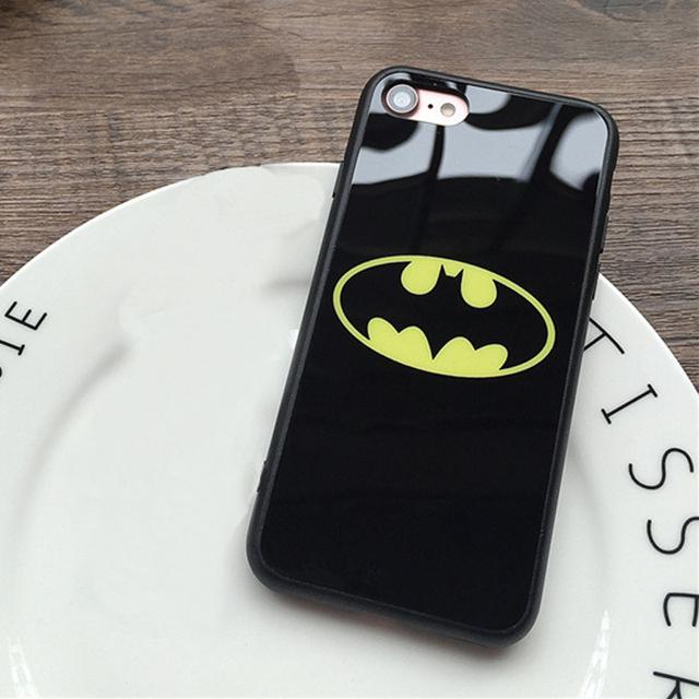 Batman Symbol iPhone Case