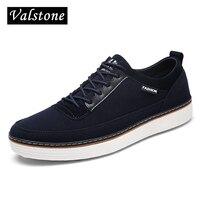 Valstone NOUVEAU Hommes chaussures de sport velours côtelé supérieure sneakers hommes handtailor semelle en caoutchouc à lacets appartements rouge noir bleu couleurs tailles 39-46