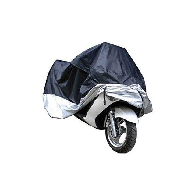 Outdoor UV Protector Motorbike Bike Rain Dust Motorcycle Cover Waterproof Raincoat Uv Protector Bike Rain Dustproof