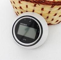 Quente Em Todo O Mundo New 4 Cores Rodada Magnetic LCD Digital Kitchen Timer Portátil Despertador Contagem Regressiva Timer de Cozinha Ferramenta 1-6 horas