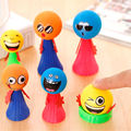 3PCS Funny Gadgets Bounce Elf Fly Jump Decompression Toys Children Novelty Toy Color Random