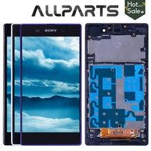 Хорошее Без битых пикселей 5,0 «оригинал для SONY Z1 Дисплей C6903 L39H ЖК-дисплей для SONY Xperia Z1 ЖК-дисплей Дисплей Сенсорный экран планшета
