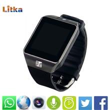 dz09 bluetooth smart watch ios android