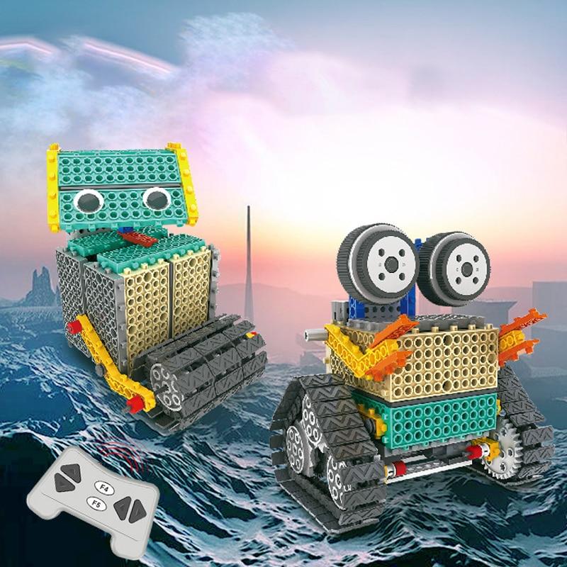 Tige enfants jouet école tige bricolage bloc de construction électronique éducation Science jouets Kit apprentissage éducation jouets pour enfants