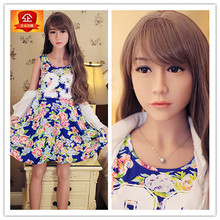 158cm Sex Doll Beautiful Asian Doll Full Silicone Movable Joints Sexy Doll Japanese lifelike adult silicone love doll