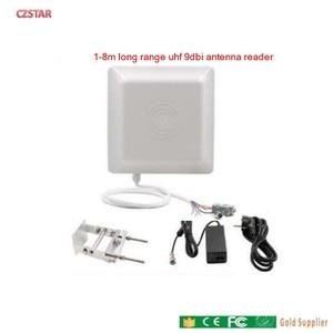 Image 5 - 860 960MHZ read Long range UHF Card UHF RFID cards for UHF RFID card reader 1 15m long distance range Control Card Readers