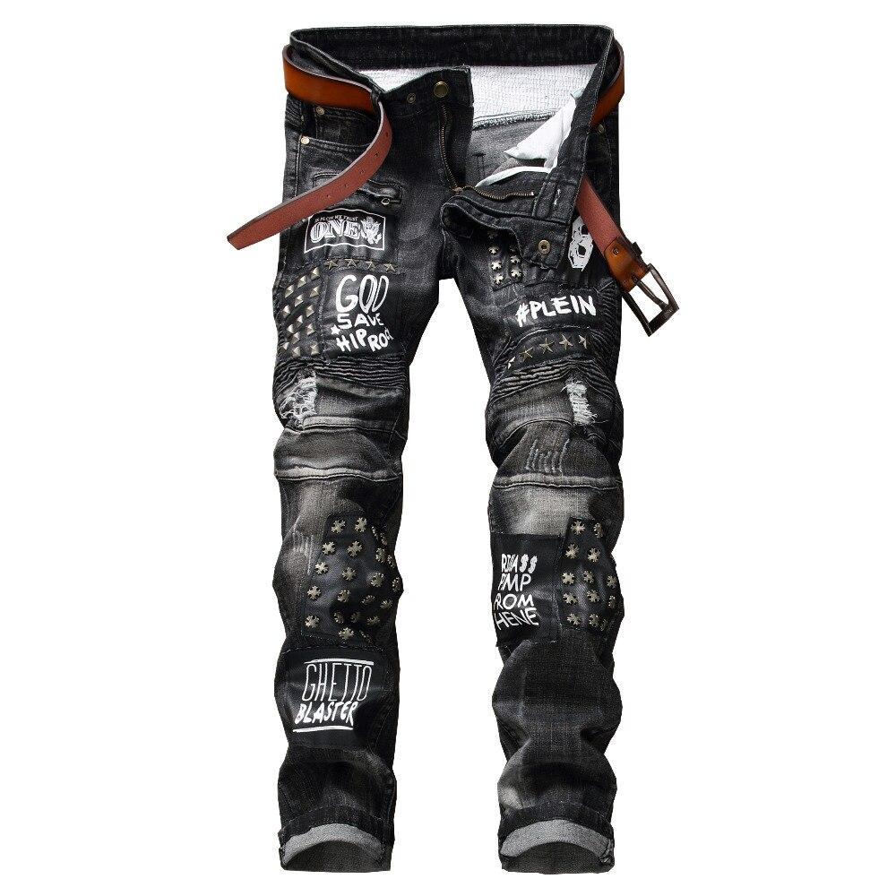 Popular Black Jeans for Boys-Buy Cheap Black Jeans for Boys lots ...