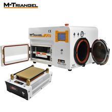 LCD Separator Bubble Remove Machine OCA Build-in Pump Vacuum Laminating Screen Repair Machine Kit For Smart Phone Refurbish