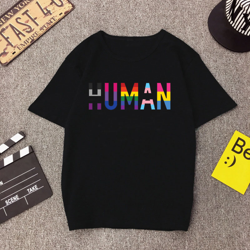 The World Has Bigger Problems Than Boys Girls Girlslove LGBT T-shirt  Women Lesbian Gay Homosexual Bisexuals T Shirt Harajuku