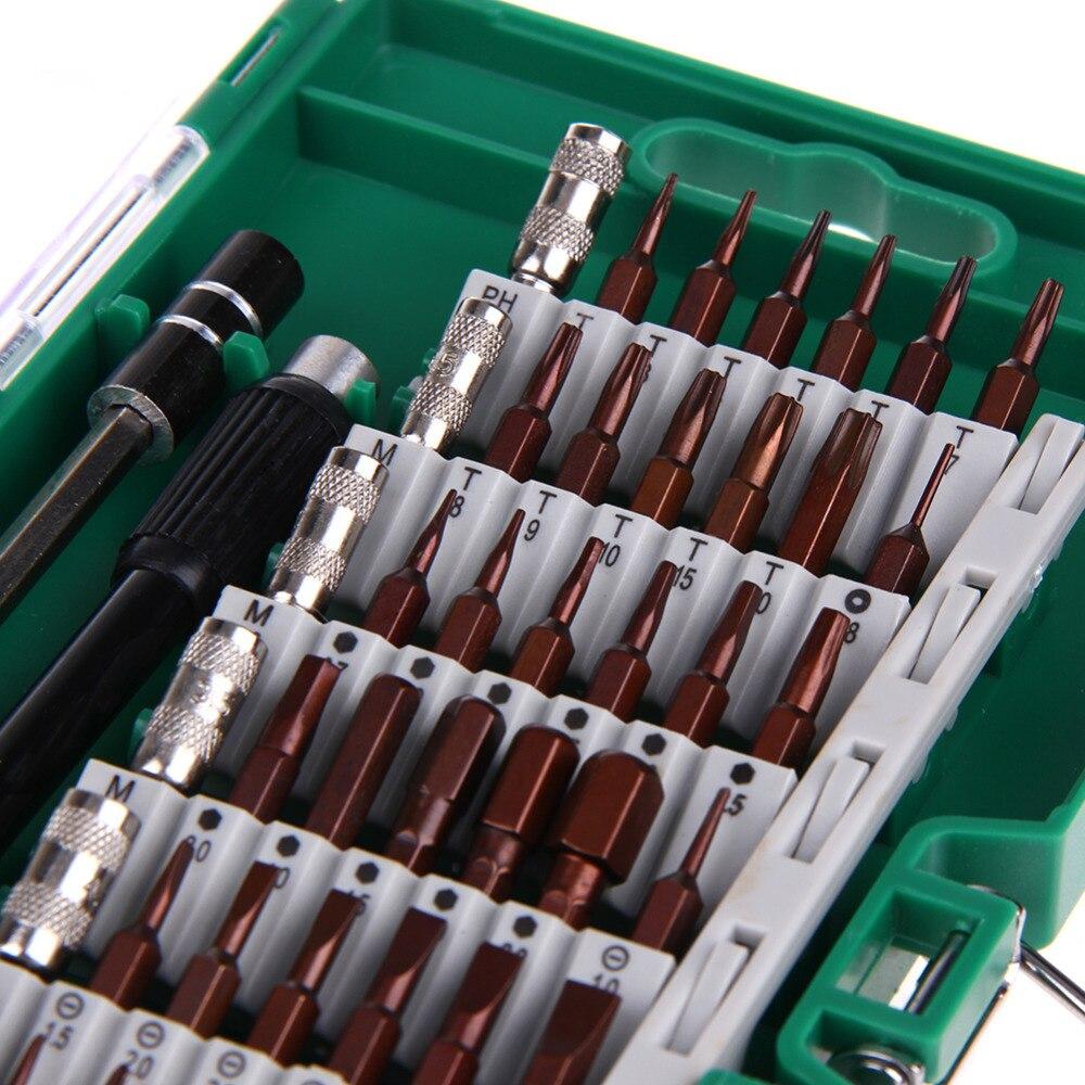 NAUJAS 60 viename tikslumo atsuktuvų įrankių rinkinys, magnetinių - Rankiniai įrankiai - Nuotrauka 3