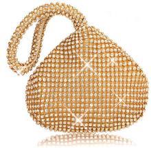 2017 Hot sale Party Wedding bag mini diamonds handbag Korean style lady's handbag evening bag high quality