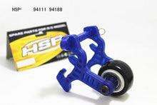 цена на 1 Set Stunt Tire Wheel Anti-roll Mount High Speed for RC HSP Monster Truck BRONTOSAURUS Pro 94111 / 94188