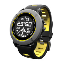 2018UW90 GPS Outdoor Sport GPS Bluetooth Smart Watch Heart Rate Monitor Smartwatch Fitness Tracker Smart Band with Compass Watch