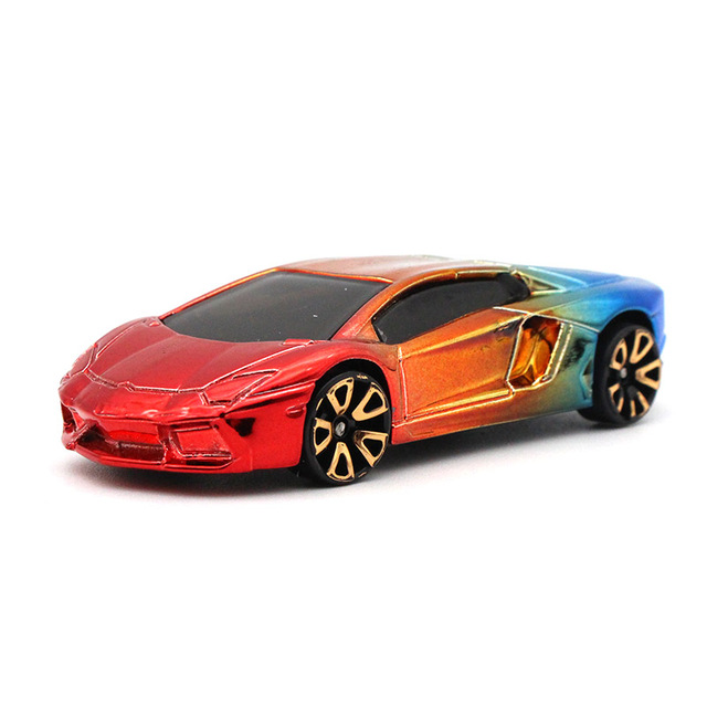 Lr 1 64 Lambo 700 Diecast Alloy Car Model Kids Toys Easy To Carry A
