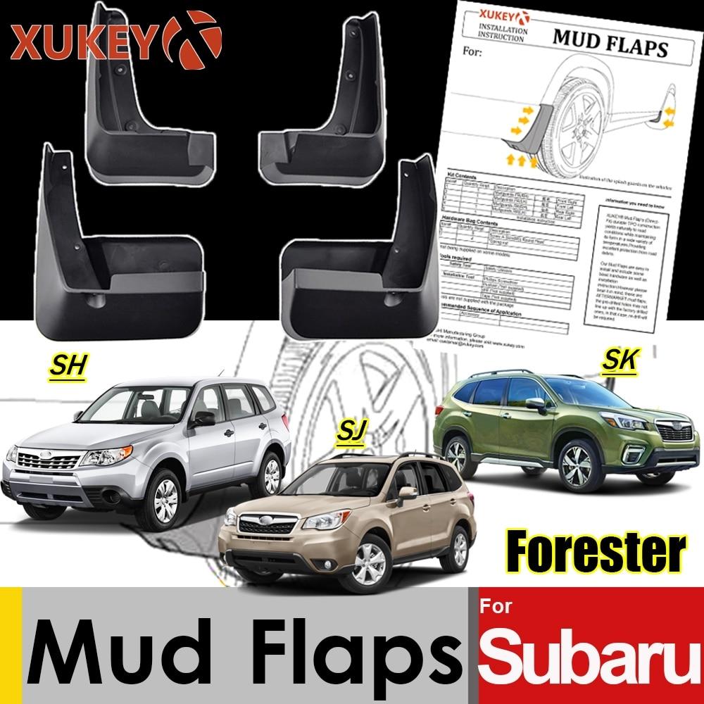 Car Fenders Mudguards Mud Flaps Splash Guards Protective Fender Mudflaps Fit For Xc60 2008-2013