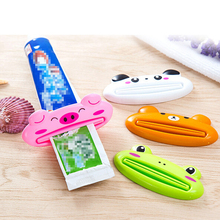 Cute Animal Multifunction Squeezer Toothpaste Home Commodity Bathroom Tube Cartoon Dispenser Hot Selling