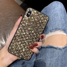 Luxury Shining Fish Scales Cases For Xiaomi 9 SE 8 A2 lite