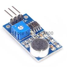15pcs Sound Detection Sensor Module Sound Sensor Intelligent Vehicle For Arduino