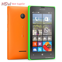 100 Original Microsoft Lumia 435 Dual Core 8GB ROM 1GB RAM Mobile Phone 4 0 480x800