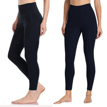 High Waist Pockets Leggings Pushing Leggins Sport Women Fitness Running Yoga Pants Energy Seamless Leggings Gym Girl leggins