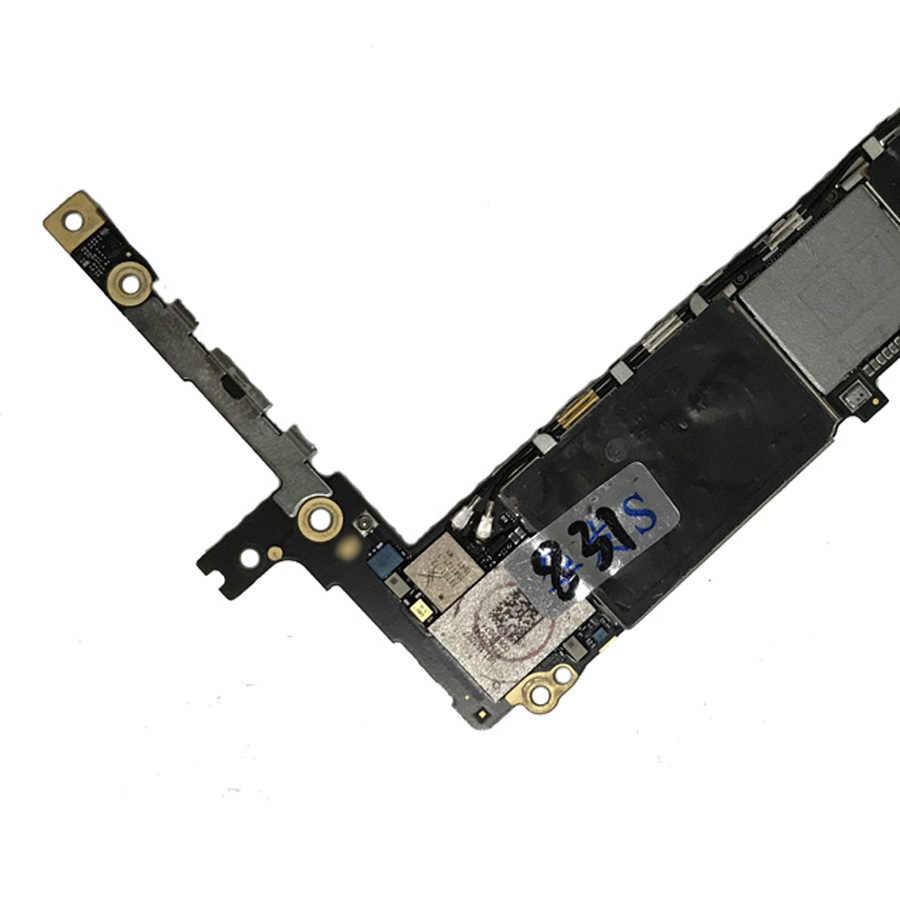 16gb 64gb 128gbunlocked для iphone 6S Plus материнская плата без Touch ID Оригинальная для iphone 6 S Plus системная логическая плата IOS