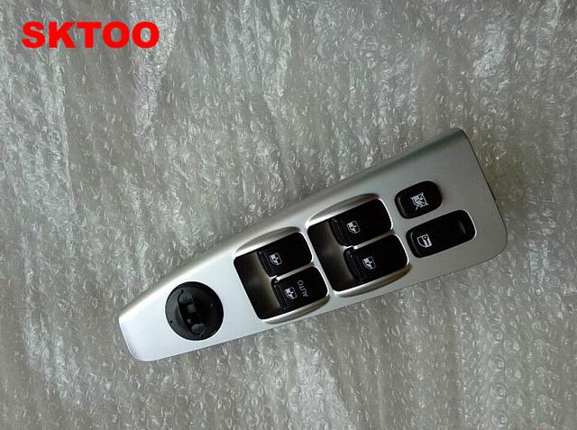 Para KIA Cerato acessórios vidros elétricos interruptor interruptor levantador de vidro na frente à esquerda condução principal frente de esquerda interruptor principal 935700S401