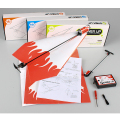 Novelty Items Electric Paper Plane DIY Mini Airplane Funny Cheap Children Gift Eduction Toys