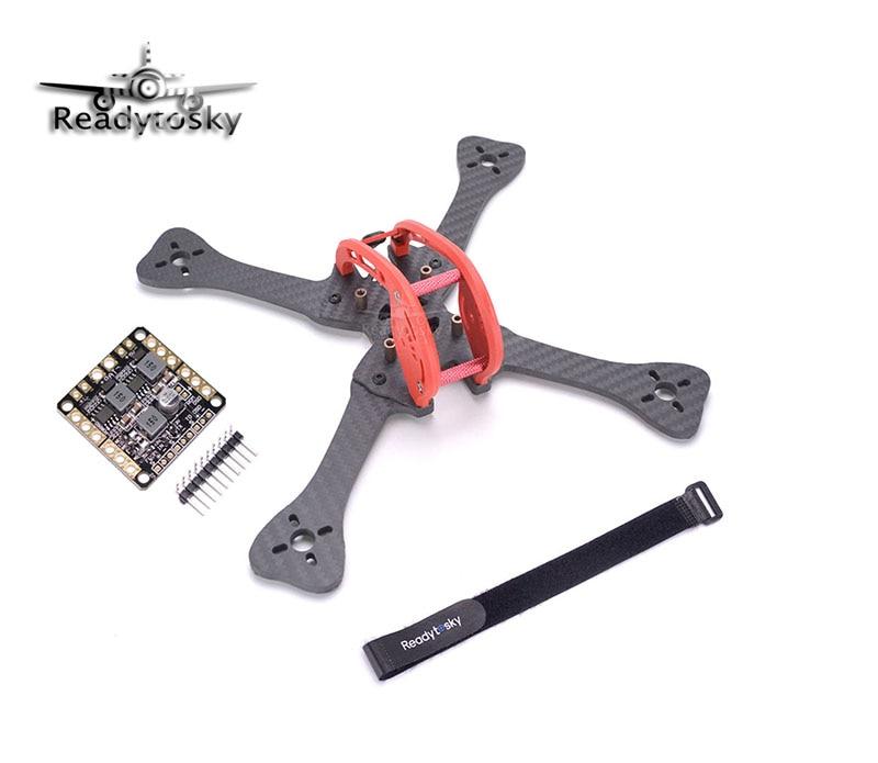 FPV DIY Mini Carbon Fiber 220 220mm quadcopter frame Distribution board PDB for Leopard GEPRC GEP-LX5 GEP LX5 ormino fpv camera drone carbon fiber mini frame fpv quadcopter rc drone geprc lx5 for f3 f4 naze32 cc3d flight controller