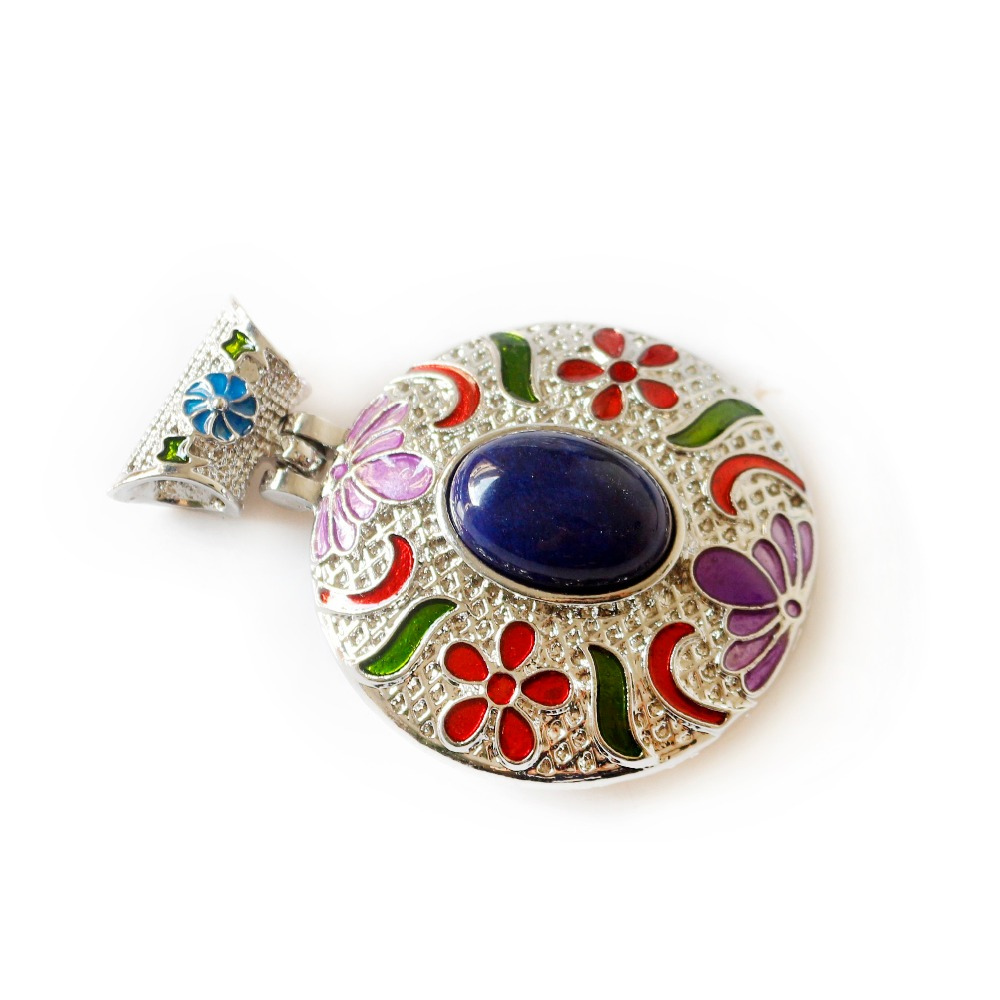 Druzy fashion jewelry fashion decorate exquisite pendants Natural Stone novetly Vintage beautiful colorful kolye Free Shipping