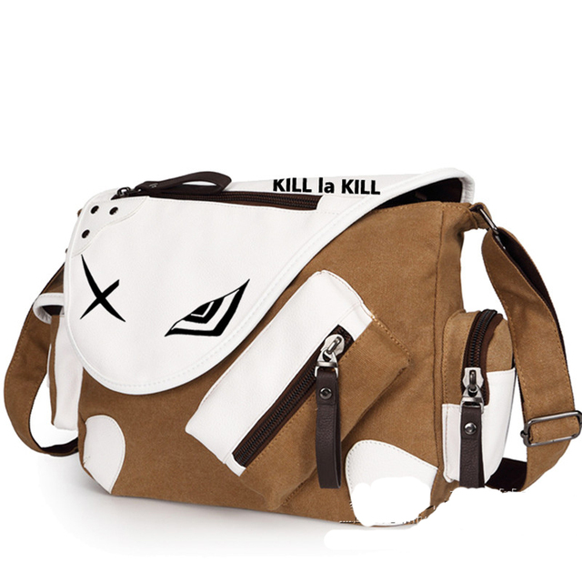 Kill la Kill Canvas School Bag