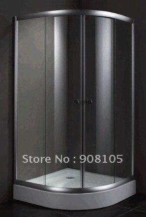 simple shower door/6mm toughened glass shower room/sliding doors /shower enclosure