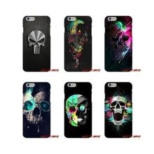 Accessories Phone Shell Covers Interesting Skull For Samsung Galaxy A3 A5 A7 J1 J2 J3 J5 J7 2015 2016 2017
