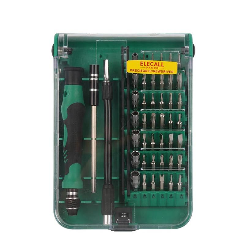 45 in 1 Magnetic Screwdriver Kit Multi-Bit Tools Repair  Precision Screw Driver Tool Kit Torx  Multifunction Screwdriver