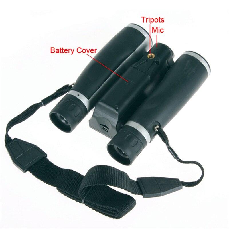 1080 p gravação de vídeo binóculos câmera