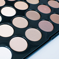 2016 Hot  fashion 28 Color Neutral Nude Warm Shimmer Matte Eyeshadow Makeup Beauty Palette Set