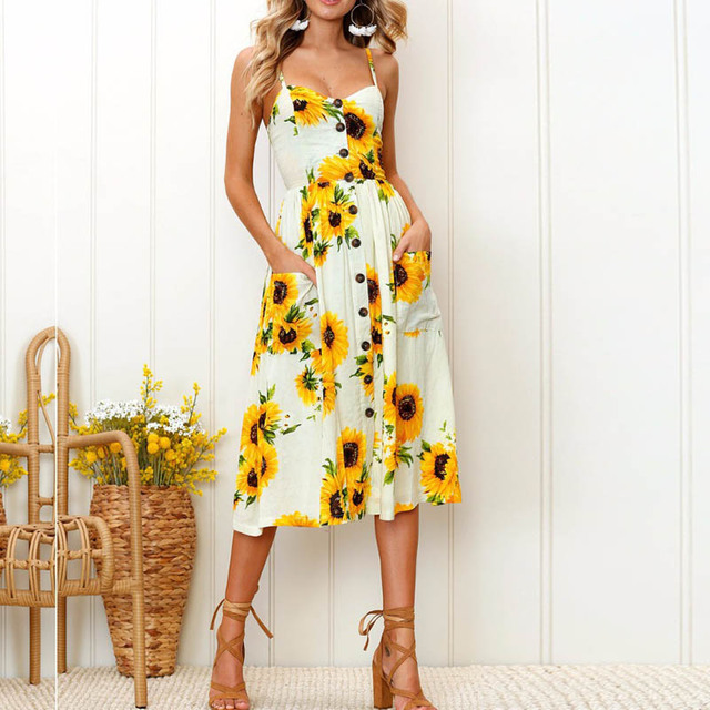 Summer Dress Patterns - Pattern Design Inspiration