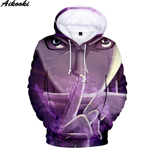 Naruto Shippuden Hoodie Characters Collections
